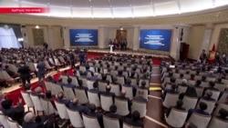 Президент Кыргызстана подписал указ об отставке правительства