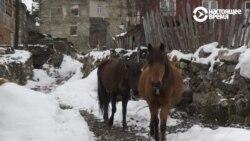Игра с опасностью: Ушгули. Грузия