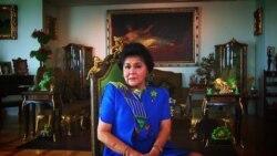 Деспотичные домохозяйки: документальный сериал о женах диктаторов