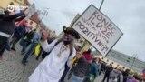 В Чехии локдаун и комендантский час. Люди протестуют против ограничений