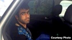 Подозреваемый в убийстве полицейского под Сызранью Махмадали Ахмадов