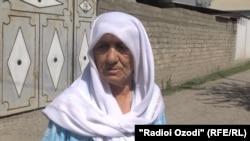 Гюльчехра Шодмонова, мать Хусейна Абдусамадова
