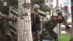 Сторонники Атамбаева отбивались сутки. Вечер с Ириной Ромалийской