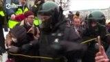 Любовь Соболь задержали на Пушкинской площади в Москве