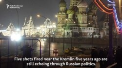 Russian Political Hit: Five Years On, Nemtsov's Killing Remains A Mystery