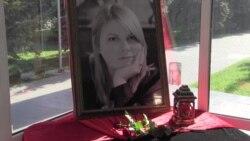 В Украине требуют наказать виновных в смерти активистки Гандзюк