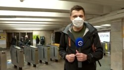 В Киеве после карантина заработало метро