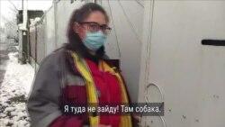 """Один день с врачами """"скорой"""" в Бишкеке в дни коронавируса"""