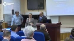 Екатерина Тихонова, которую называют дочерью Путина, защитила кандидатскую в МГУ