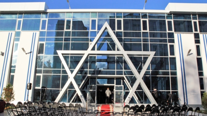 """В Архангельске синагогу """"Звезда Севера"""" подожгли с помощью автомобильных покрышек"""