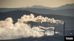День Земли: мусорный ветер и газовый туман