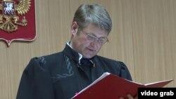 Судья Алексей Криворучко