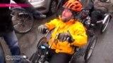 Кто готов ездить на велосипеде при минус пятнадцати