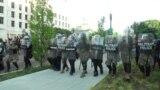 """Россия и США: что власти называют """"массовыми беспорядками"""""""
