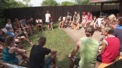 Как в Чехии работает лагерь для детей ветеранов Донбасса