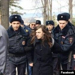 """Вячеслав Завгородний на митинге """"Он вам не Димон"""" в Самаре"""