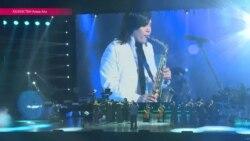 Концерт памяти Батырхана Шукенова в Алма-Ате
