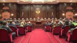 Конституционный суд рассматривает вопрос о границе Ингушетии и Чечни