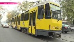 В Алма-Ате появились трамваи-камикадзе