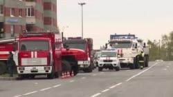 При пожаре в больнице в Петербурге погибли пятеро пациентов с COVID-19
