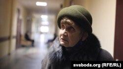 Елизавета Бурсова в суде 15 декабря 2020 года