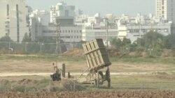 Ракетные удары Израиля по Сирии