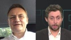 Мэр Львова Садовый – о Зеленском и досрочных выборах в Раду