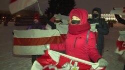 На протест как на работу. Как белорусы Петербурга борются с диктатурой после запрета собираться у посольства
