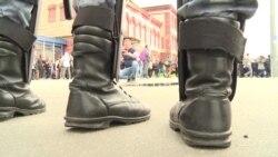 Овчарки и сотни задержанных. Как в Петербурге проходили митинги против пенсионной реформы