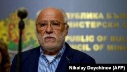 Болгарский торговец оружием Емельян Гебрев 10 октября 2017