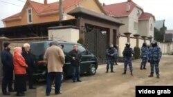 Обыски и задержания крымских татар в Крыму 27 марта 2019 года