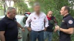 В Грузии задержали бывшего министра обороны Ираклия Окруашвили