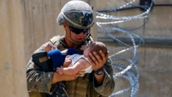 Kabul Audio Diary: 'If You Abandon These Children, We Won't Take Them'