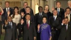 Китайский лидер призывает коллег по G20 придать новый импульс мировой экономике