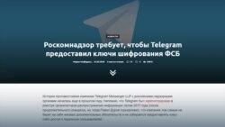 Годовщина решения о блокировке Telegram