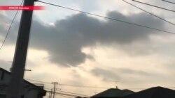 Ракета КНДР пролетела над северным островом Японии
