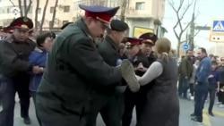 Азия: сколько задержанных в Казахстане?