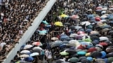 Многотысячные протесты в Гонконге против нового закона об экстрадиции в Китай