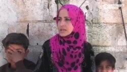 Сирийские женщины и дети больше всего страдают от войны