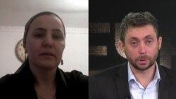 Активистка Анжела Матиева рассказала о задержаниях и арестах в Ингушетии