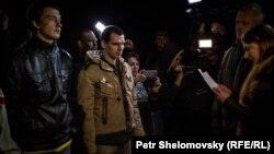 Обмен военнопленными между Донецком и Киевом, 6 марта 2015