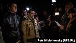 16 пленных украинских военнослужащих возвращаются домой