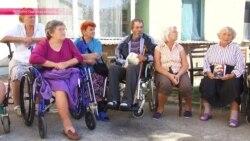 """Жизнь в одесской """"Сперанце"""" - без надежды"""
