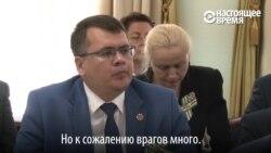 Глава Кемеровской области распекает подчиненных: не сообщили в интернете, что он еще жив