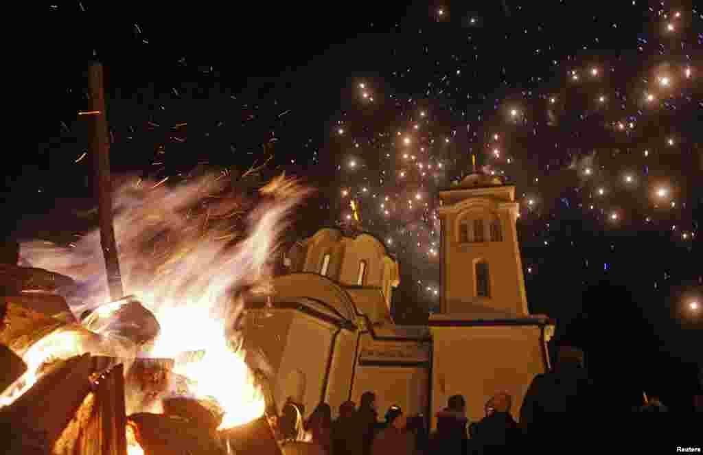 Празднование Рождества в Боснии и Герцеговине