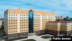 Больница имени Куватова в Уфе