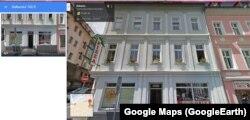 Дом в Карловых Варах, где зарегистрированы компании сына Александра Кулаковского - Кирилла