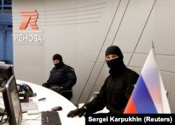 """В центральном офисе группы компаний """"Ренова"""" прошли обыски"""