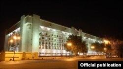 Здание Службы госбезопасности Азербайджана в Баку