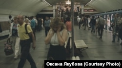 """From the Ukrainian documentary """"No Obvious Signs"""""""